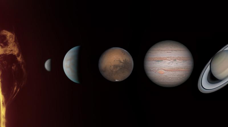 Un Sistema Solare personale