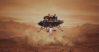 Con Zhurong la Cina atterra su Marte