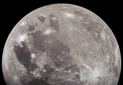 Il Flyby di Juno su Ganimede