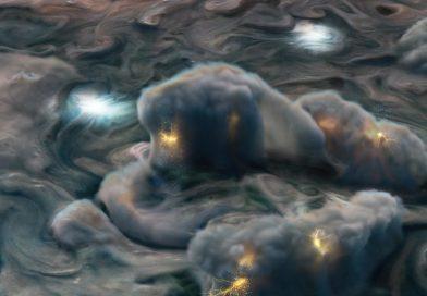 I Fulmini sugli altri pianeti del Sistema Solare